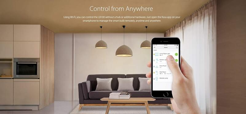 14 TP-Link Kasa Smart Bulb Commands for Google Assistant